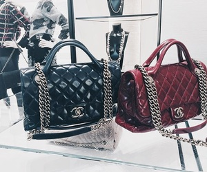 chanel, shopping, and fashion image