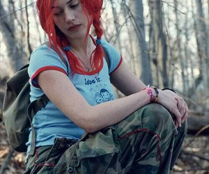 kate winslet, clementine, and eternal sunshine of the spotless mind image