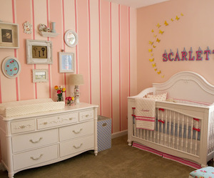 baby, bedroom, and daughter image