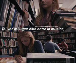 libros, soledad, and musica image