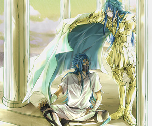 Saint Seiya, knights of the zodiac, and the lost canvas image