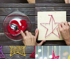 christmas, diy, and Easy image