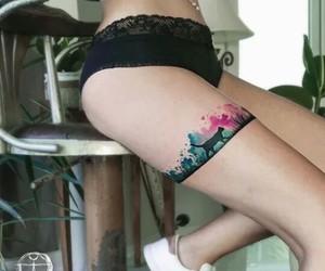 bonito, piernas, and sensual image