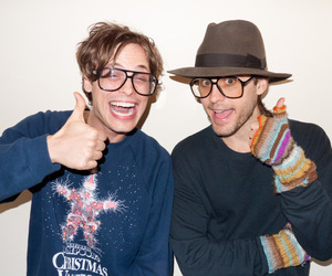 jared leto, matthew gray gubler, and boy image