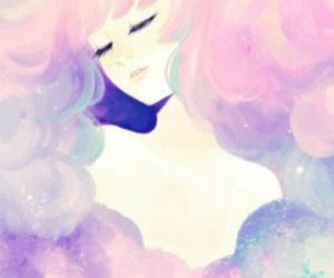 pastel, kawaii, and anime image