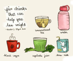 tea, healthy, and drink image