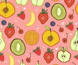 background, pattern, and FRUiTS image