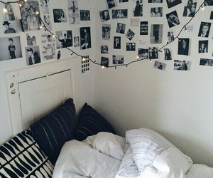 beautiful, black, and room image