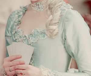 beautiful, marie antoinette, and rococo image