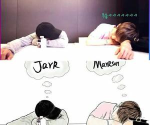 jackson, jark, and mark tuan image