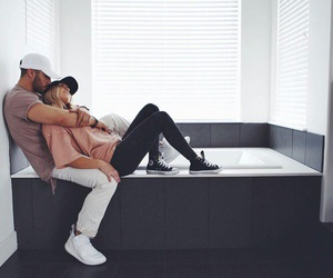 boys, couples, and cozy image