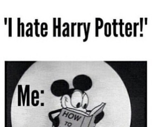 harry potter and funny image