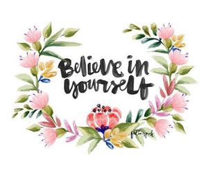 believe, quotes, and love image