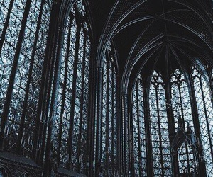 architecture, gothic, and church image
