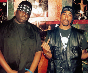 tupac, 2pac, and biggie image