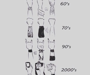 90s, 70s, and music image