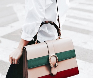 chic, fashion, and gucci bags image