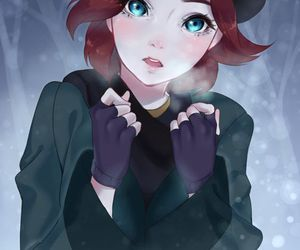 anastasia, disney, and anime image