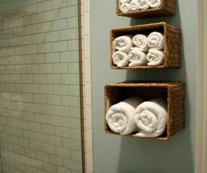 diy, bathroom, and decor image