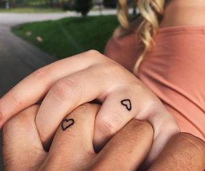 heart, tattoo, and tatuagem image