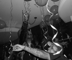birthday, party, and travis scott image