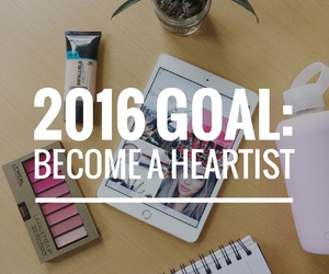 heartist, goals, and 2016 image