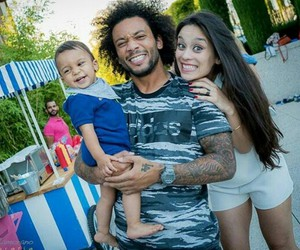 family, real madrid, and cute image