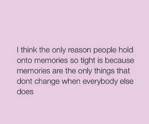 memories, quote, and change image