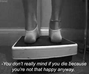 suicide, depression, and sad image