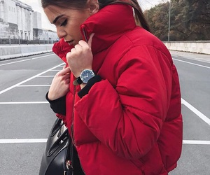 blogger, watch, and brunette image