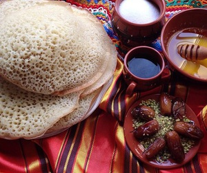 Algeria, cake, and dates image