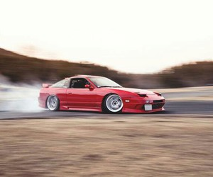 cars, drift, and speed image
