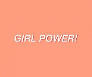 girl and girl power image