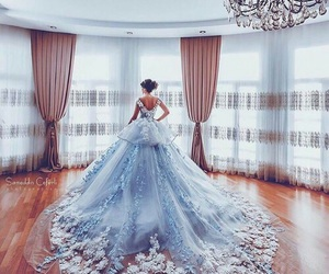 beautiful, formal, and dresses image