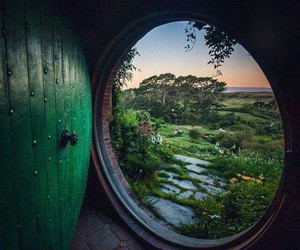 Dream, fantastic, and green image