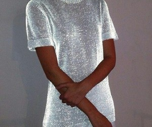 fashion, style, and silver image