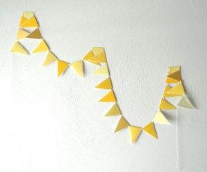triangle and yellow image