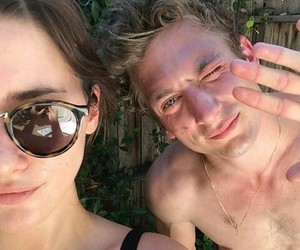 emmy rossum, gallagher, and shameless image