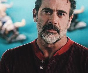 jeffrey dean morgan, actor, and negan image