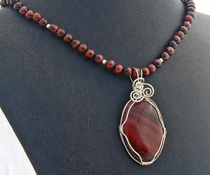 art deco, natural stone, and etsy image