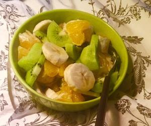 friut, healthy, and salad image