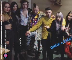 group, dnce, and mtv ema image