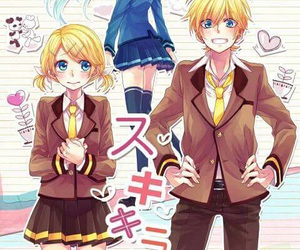 vocaloid and honeyworks image