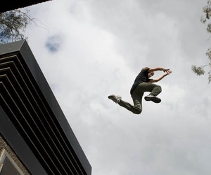 jump and aesthetic image