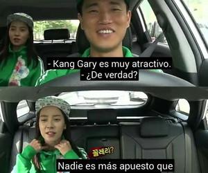 gary, running man, and ji suk jin image