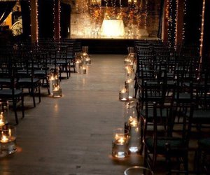 candles, love, and hall image