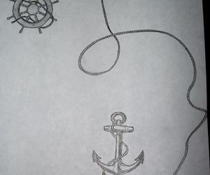 anchor, boat, and good image