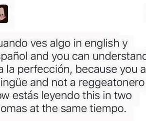 english, spanish, and lol image
