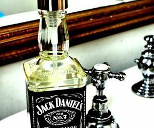 jack daniels, soap, and diy image