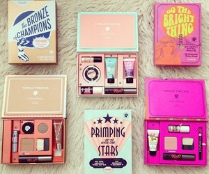 beauty, cosmetics, and vintage image
